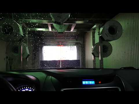 Vlog #0 - Nothing To See Here, Just Carwash.