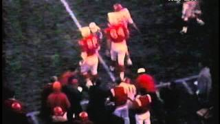Nebraska Black Shirts 1967 vs Oklahoma Highlights