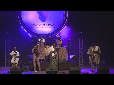 Rabat hosts new fair to promote African and Middle Eastern music - le mag
