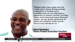 Super Eagles player & coach Stephen Keshi dies at 54