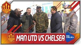 Download Video Chelsea vs Man Utd FA Cup COMBINED 11! United Stand vs 100 Percent Chelsea MP3 3GP MP4