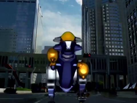 Power Ranger Dino Trueno | Aparecen el Brachiozord y Cephalazord