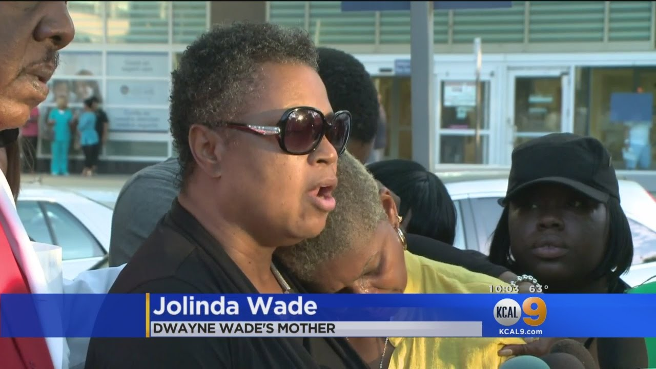 Dwayne Wades Cousin Fatally Shot In Chicago-1168