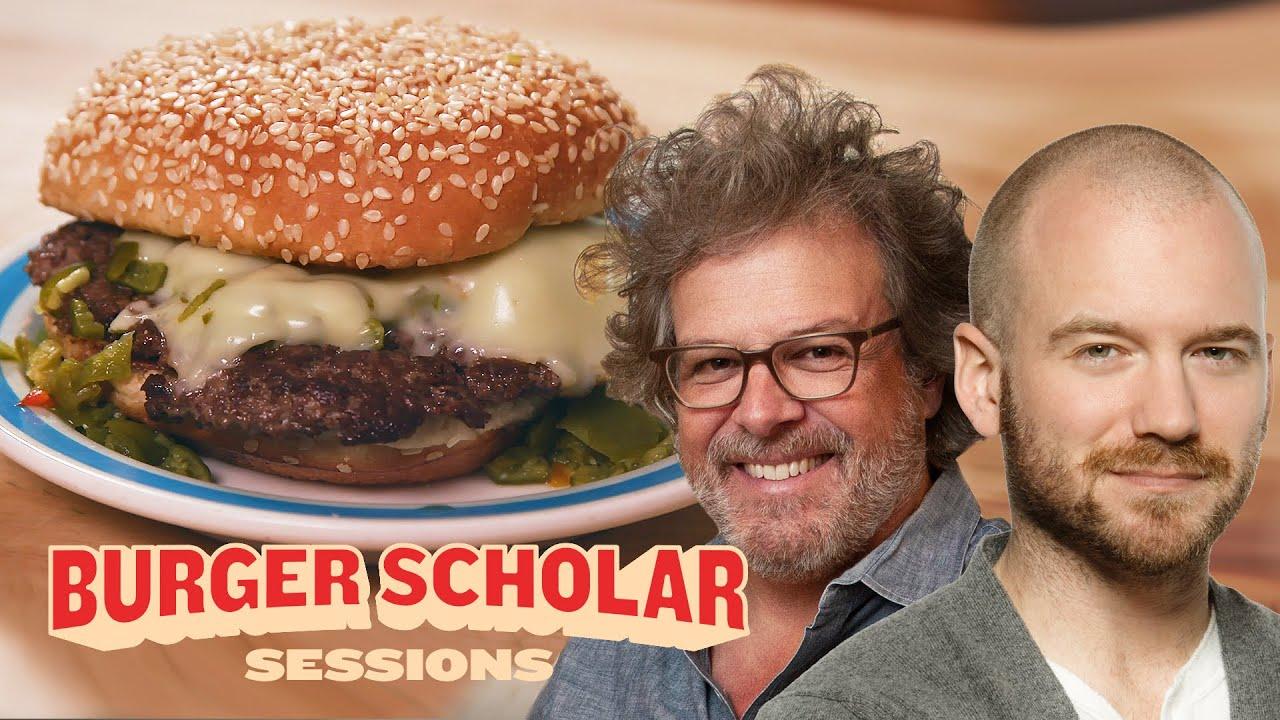 Download Sean Evans Taste-Tests Classic Regional Burgers | Burger Scholar Sessions
