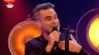 Robbie Williams - Hotel Crazy live @Amsterdam Qube Soundcheckers