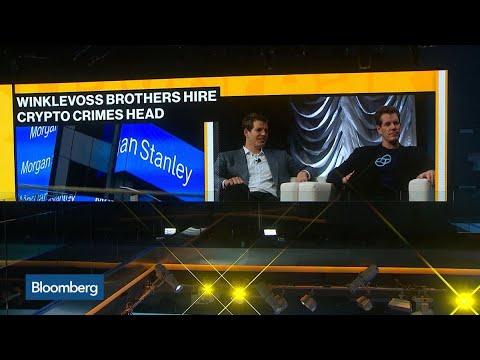 Winklevoss's Gemini Trust Hires Morgan Stanley's Financial Crimes Head