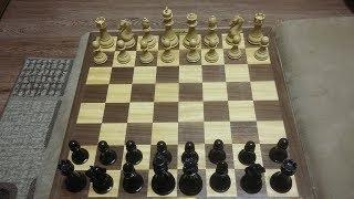 Шахматы. Гарантированный мат. Профессиональная игра. Ферзь и слон ловят короля. Обучение шахматам.