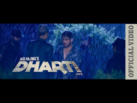 DHARTI || JASS BAJWA || OFFICIAL VIDEO || NEW PUNJABI SONG 2016 || CROWN RECORDS ||