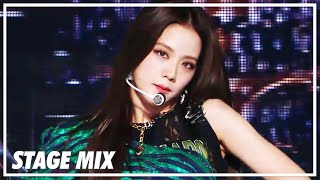 블랙핑크(BLACKPINK) - How You Like That  교차 편집 (Stage Mix) @Show Music Core