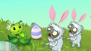 Plants Vs Zombies 2 - Springening New Event - Dandelion New Plant - Eggbreaker - Pinata Party 3/25