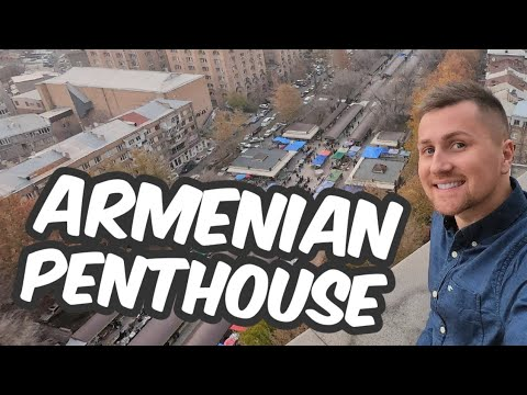Yerevan Apartment Tour | I Can't Believe It's This Cheap!