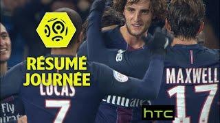 Résumé de la 12ème journée - Ligue 1 / 2016-17