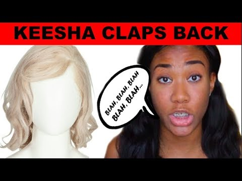 Keesha Anderson Responds To Rich White Woman