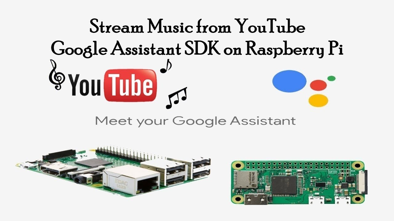 Google Assistant on Pi for Home Automation and Entertainment: 12