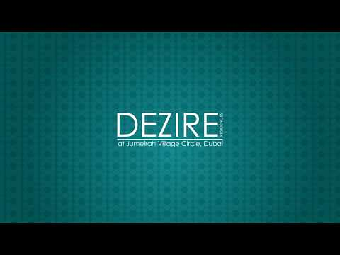 Dezire Residences | Mock up Apartment | Jumeirah Village Circle