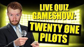 LIVE TRIVIA GAMESHOW: Twenty One Pilots