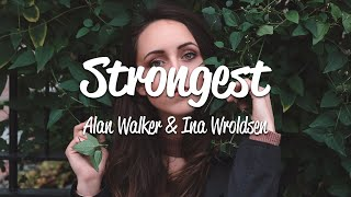 Download Alan Walker, Ina Wroldsen - Strongest (Lyrics)