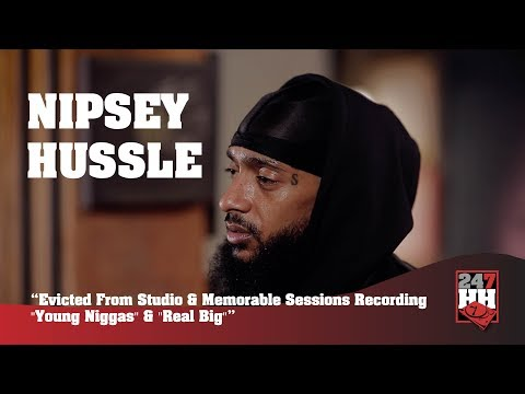 Nipsey Hussle - Evicted From Studio & Recording