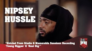 Nipsey Hussle Evicted From Studio Recording Young Niggas Real Big 247HH Exclusive.mp3