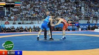 Чемпионат России по вольной борьбе | Спортивный интерес