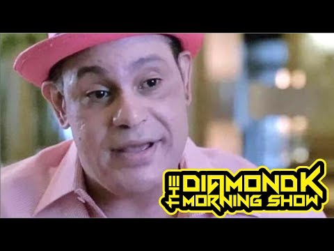 Why Sammy Sosa Continues To Bleach His Skin || #DiamondKMorningShow