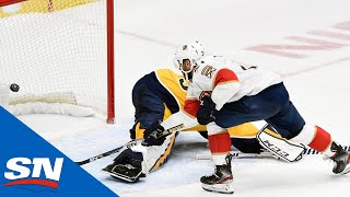 Florida Panthers vs. Nashville Predators | FULL Shootout - Oct. 19, 2019