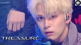 TREASURE - BOY [SBS Inkigayo Ep 1060]