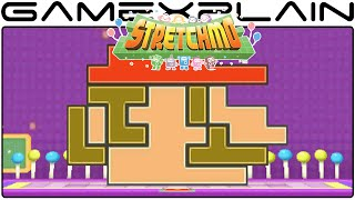 Stretchmo - NES Expo Game & Watch (Video Preview)
