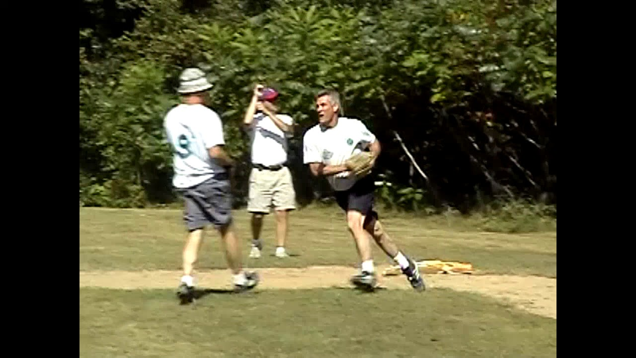 Garceau's Auto - Sample's Men game two  9-6-09