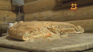 Пирог с капустой (Чувашская кухня)