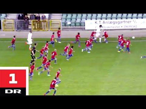 2 Imod 55 I Fodbold   Versus  DR