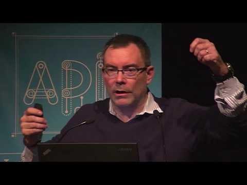 """ Telephones, Mechanical Turks, and the Future of APIs"", Mike Admundsen, LAYER7 APIDays Paris 2013"