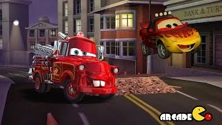 Cars Toon: Mater's Tall Tales - Fire Rescue Mission - Disney Cars Toon