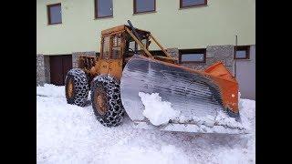 LKT 81 Turbo With Snowplow