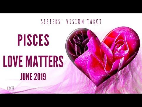 Repeat PISCES * YOU HAVE MORE POWER THAN YOU THINK! *JUNE LOVE 2019