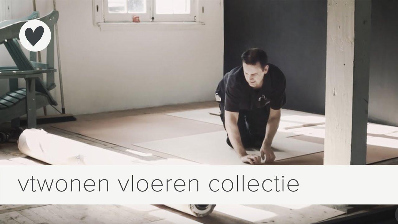 Nieuwe vtwonen vloeren collectie behind the scenes vtwonen