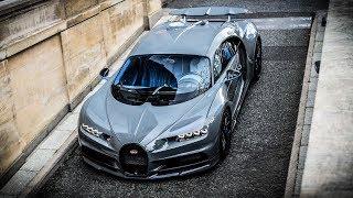 1 of 1 CRAZY spec Bugatti Chiron SOUNDS in London!