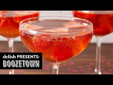 5 Sangria Recipes That'll Make Any Hour Happy | Boozetown | Delish | Ep 15
