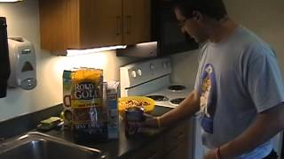 How To Make Hot And Spicy Chex Mix Demonstration Video
