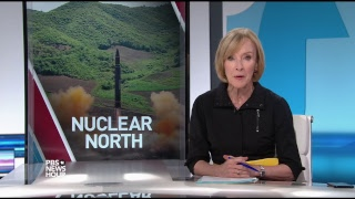 PBS NewsHour full episode, August 8, 2017 thumbnail