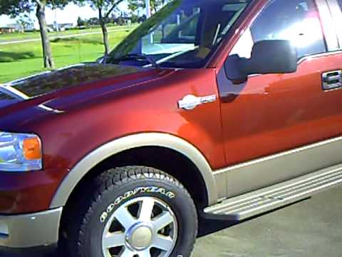 Used Cars Buffalo >> 2005 Ford F150 King Ranch 4x4 - YouTube