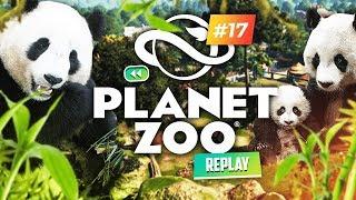 Pas de grève au PAB ZOO : les PANDAS arrivent ! ► Planet Zoo #17
