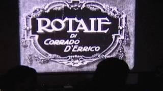Paolo Spaccamonti vs Rotaie (1929) - Sonorizzazione