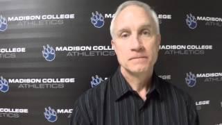 Coach Vesterdahl wants continued improvement