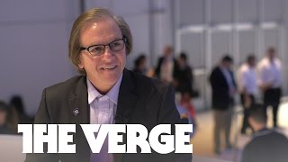 Sony's Mike Fasulo on the future of 4K — CES 2015(The day after Sony's big CES keynote, we sat down with Sony Electronics President Mike Fasulo to talk about its fancy (and pricey) new Walkman, the ..., 2015-01-06T20:43:29.000Z)