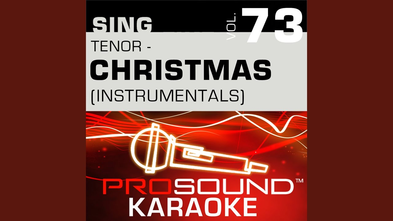 Blue Christmas (Karaoke With Background Vocals) (In the Style of ...