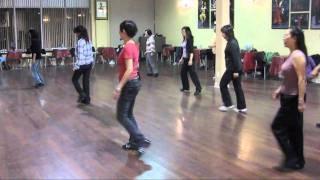 Man Chang Fei (满场飞) (Dance & Walk Through)