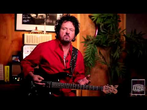 BackstageAxxess interviews Steve Lukather of Toto.