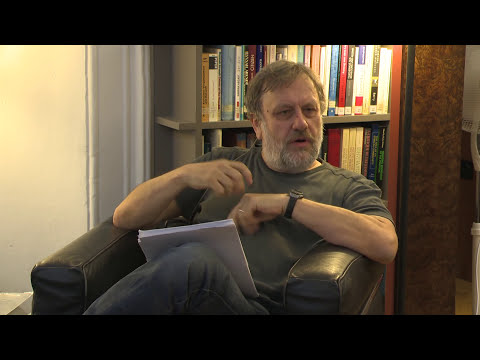 Slavoj Zizek: What does it mean to be a great thinker today?