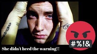 Eminem - The Warning (Mariah Carey Diss) {Reaction}